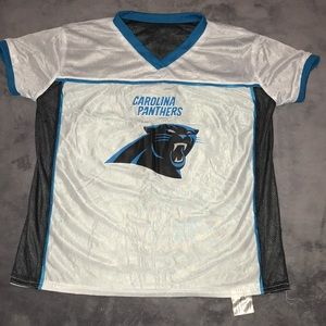 NFL North Carolina Panthers reversible jersey